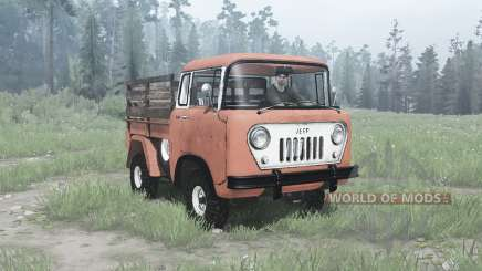 Jeep FC-150 for MudRunner