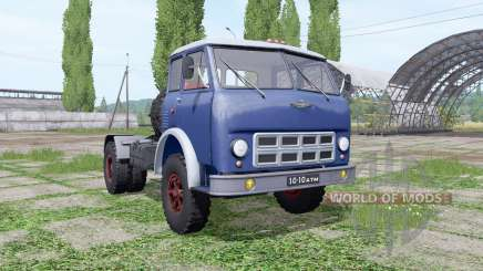 MAZ 504В 1970 for Farming Simulator 2017