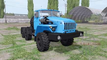 Ural 44202-10 v1.1 for Farming Simulator 2017
