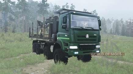 Tatra Phoеnix T158 8x8 for MudRunner