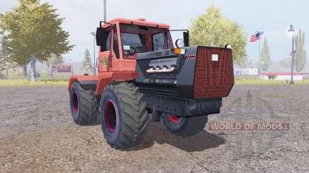 T-150K-09 red for Farming Simulator 2013