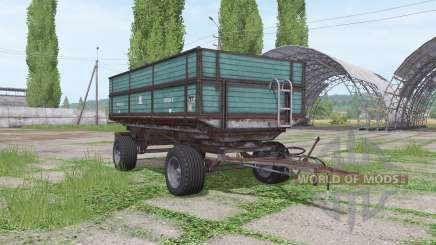 Mengele DR 57 v0.9.5 for Farming Simulator 2017