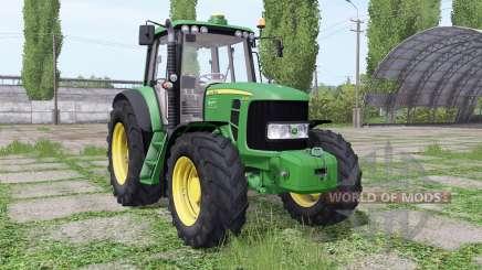 John Deere 6534 Premium v5.0.0.1 for Farming Simulator 2017