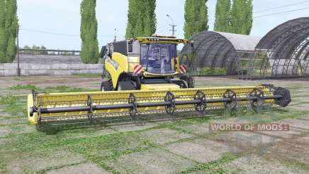New Holland CR10.90 update for Farming Simulator 2017