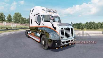 Freightliner Cascadia Raised Roof 2007 for American Truck Simulator