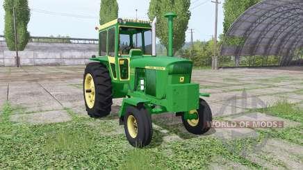 John Deere 4320 v2.0 for Farming Simulator 2017