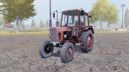 MTZ 80 Belarus for Farming Simulator 2013