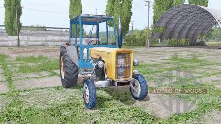URSUS C-360 movable levers for Farming Simulator 2017
