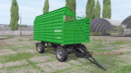 Conow HW 80 V5.1 for Farming Simulator 2017