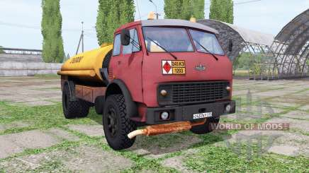MAZ-500 tanker for Farming Simulator 2017