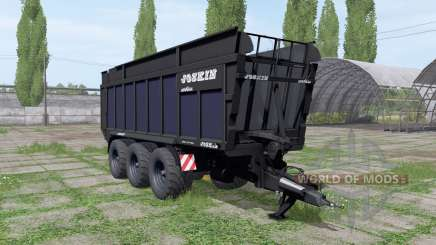 JOSKIN DRAKKAR 8600 dark v1.4 for Farming Simulator 2017