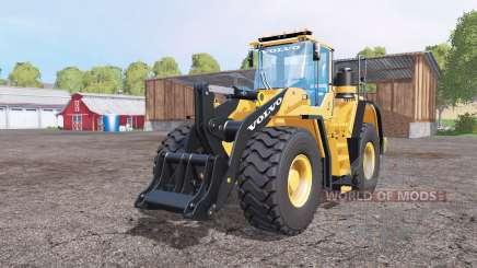 Volvo L180F v6.1 for Farming Simulator 2015