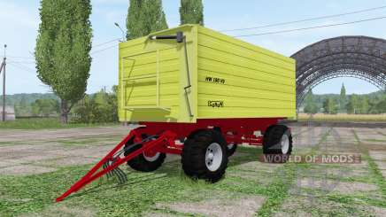 Conow HW 180 V9 v9.0 for Farming Simulator 2017
