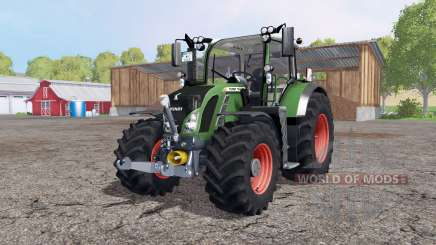 Fendt 724 Vario SCR 4x4 for Farming Simulator 2015