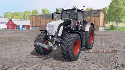 Fendt 936 Vario SCR black for Farming Simulator 2015