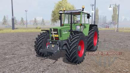 Fendt Favorit 615 LSA Turbomatik for Farming Simulator 2013