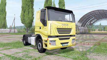 Iveco Stralis 470 4x4 for Farming Simulator 2017
