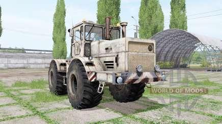 Kirovets K-701 old for Farming Simulator 2017