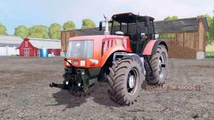 Belarus 3022ДЦ.1 4x4 for Farming Simulator 2015