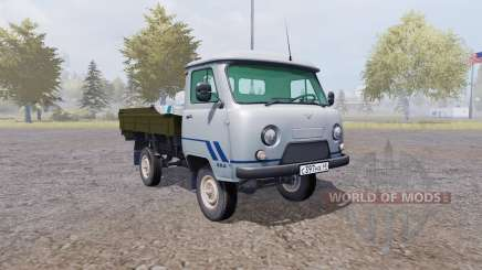 UAZ 33036 v2.0 for Farming Simulator 2013