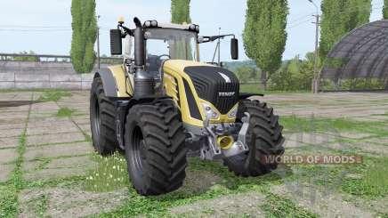 Fendt 939 Vario wide tyre for Farming Simulator 2017