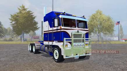 Kenworth K100 6x6 for Farming Simulator 2013