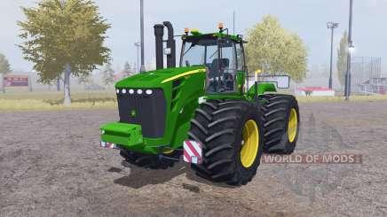 John Deere 9630 terrabereifung for Farming Simulator 2013