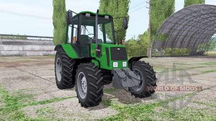 Belarus 826 girder bridge for Farming Simulator 2017