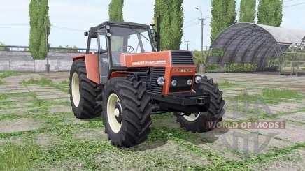 Zetor 12145 more configurations for Farming Simulator 2017