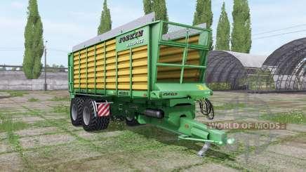 JOSKIN Silospace 22-45 pack for Farming Simulator 2017
