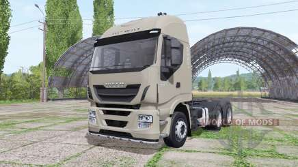 Iveco Stralis Hi-Way 560 2013 v1.1 for Farming Simulator 2017