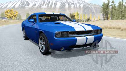 Dodge Challenger SRT8 392 (LC) for BeamNG Drive