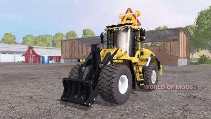 Volvo L90G for Farming Simulator 2015