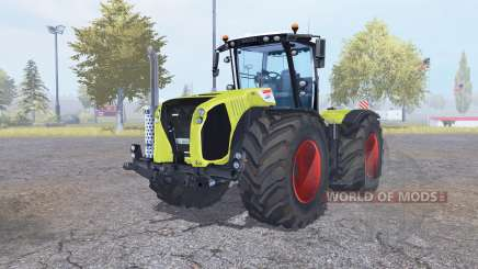 CLAAS Xerion 5000 Trac VC greеn for Farming Simulator 2013