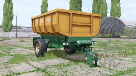 Hodgep EB-4 v1.0.0.1 for Farming Simulator 2017