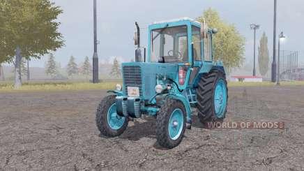 MTZ-80 blue for Farming Simulator 2013