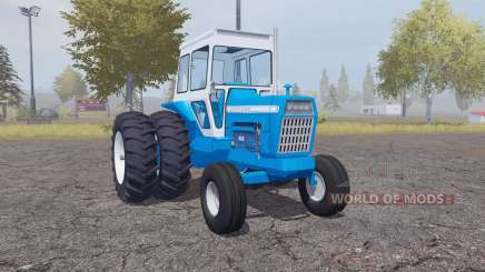 Ford 8000 dual rear for Farming Simulator 2013