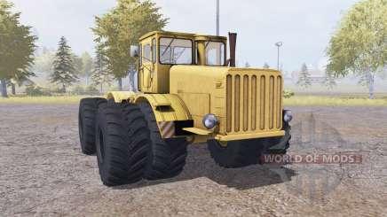 Kirovets K-700 dual wheels for Farming Simulator 2013