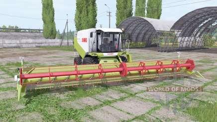 CLAAS Lexion 600 v2.0 for Farming Simulator 2017