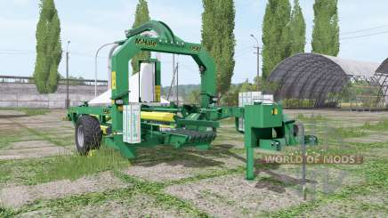 McHale 998 realistic for Farming Simulator 2017