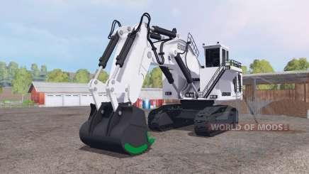Liеbherr R 9800 for Farming Simulator 2015