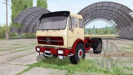 Mercedes-Bеnz NG 1632 for Farming Simulator 2017