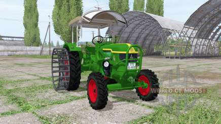 Deutz D 40S 4WD for Farming Simulator 2017