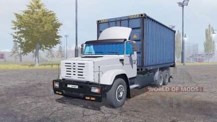 ZIL 6309 container for Farming Simulator 2013