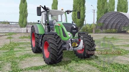 Fendt 724 Vario wide tyrе for Farming Simulator 2017