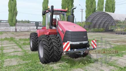 Case IH Steiger 370 double wheels for Farming Simulator 2017