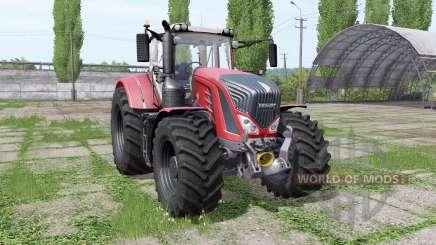 Fendt 980 Vario extreme for Farming Simulator 2017