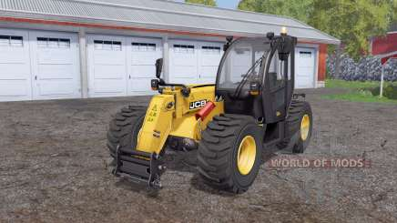 JCB 531-70 v1.15 for Farming Simulator 2015