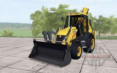 JCB 3CX ECO pack for Farming Simulator 2017