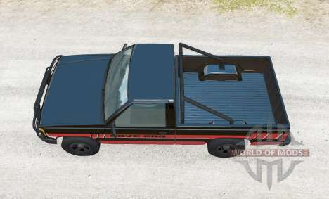 Gavril D-Series ibishu dove v2.0 for BeamNG Drive